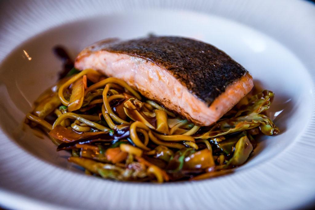 KATCH Northallerton main courses fresh fish food dining food restaurant
