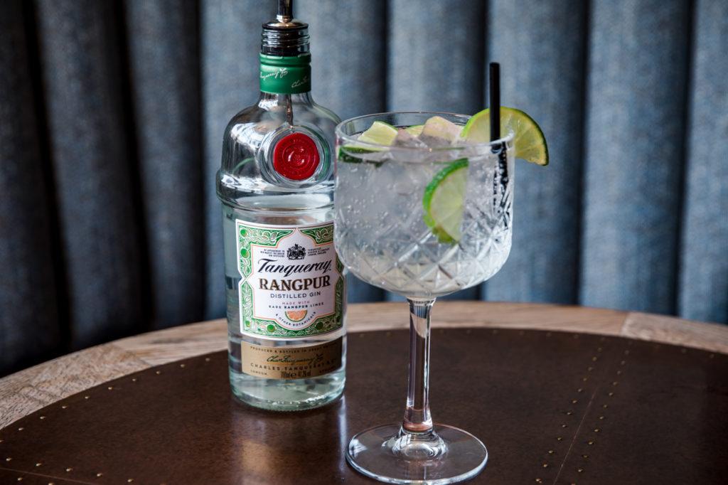 KATCH Northallerton bar gin tanqueray perfect serve