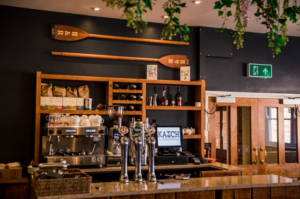 KATCH Northallerton great pub restaurant on the high street