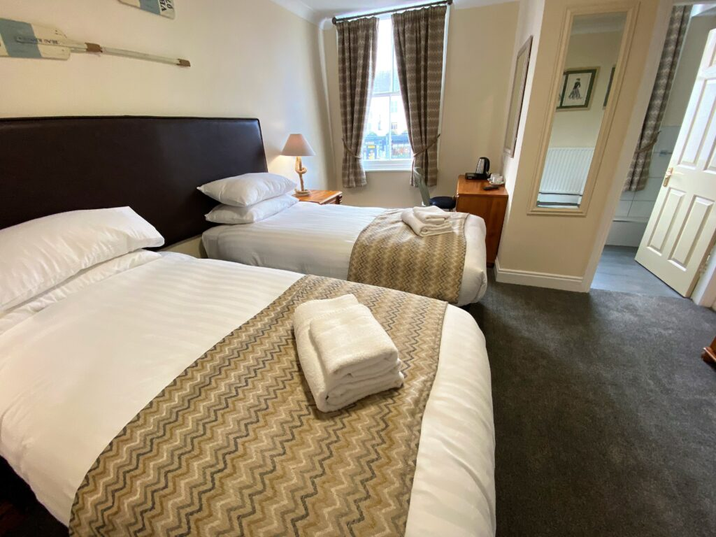 KATCH Northallerton en-suite rooms